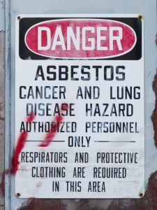Mesothelioma Cancer linked to asbestos exposure