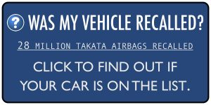 Takata Airbag Recall Vehicle List