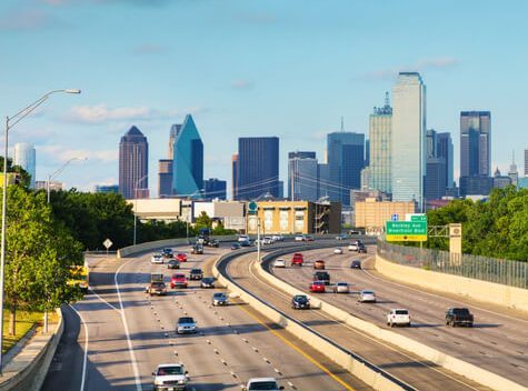 dallas, texas, home of Heygood, Orr, & Pearson's car accident attorneys